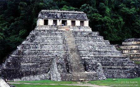 Tempel der Inschriften