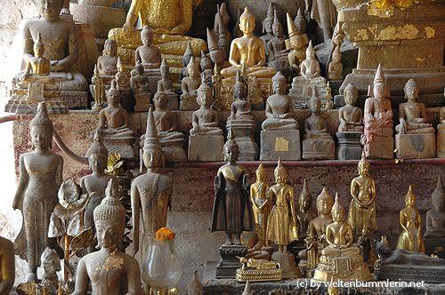 Buddhahöhle Pak-Ou