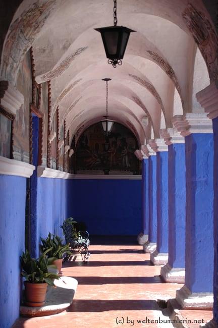 Arequipa - Santa Catalina