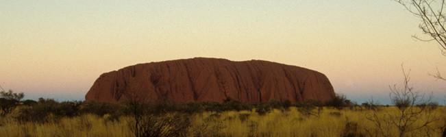 Reisebericht aus Australien (1994)