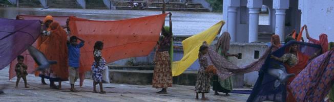 Reisebericht aus Indien (1996): Jaipur - Agra - Madras (Teil 4)
