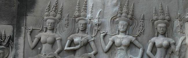 Kambodscha - Reisetipps für Angkor