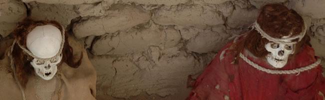 Nazca - Mumien und geheimnisvolle Scharrbilder in der Wüste