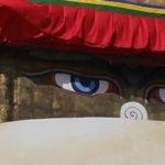 Triff Buddha in Boudha