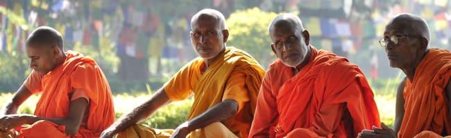 Weißt Du woher Buddha stammt?