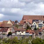 Ausflug ins Mittelalter – Besuch in Rothenburg odT