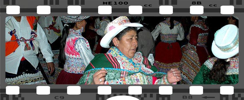 So feiert Peru Karneval