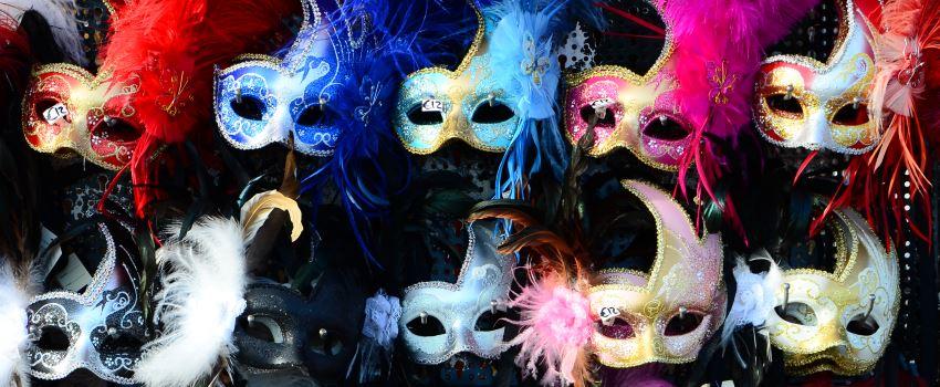 Welche Maske trägst Du?