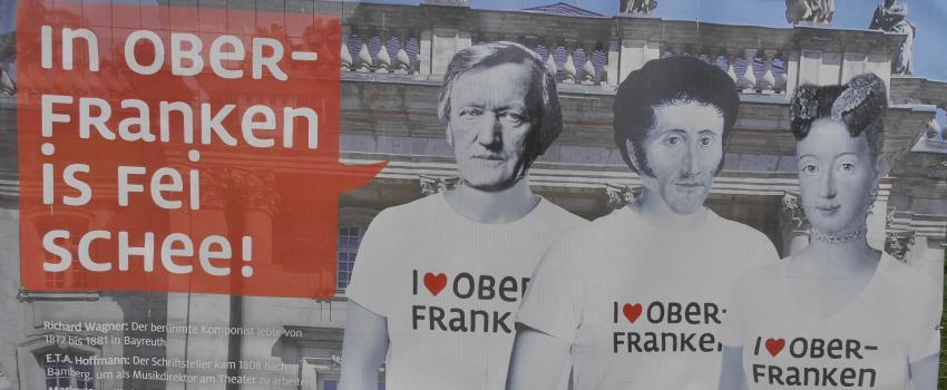 Wagner, Jean Paul, Wilhelmine…. Das und mehr ist Bayreuth