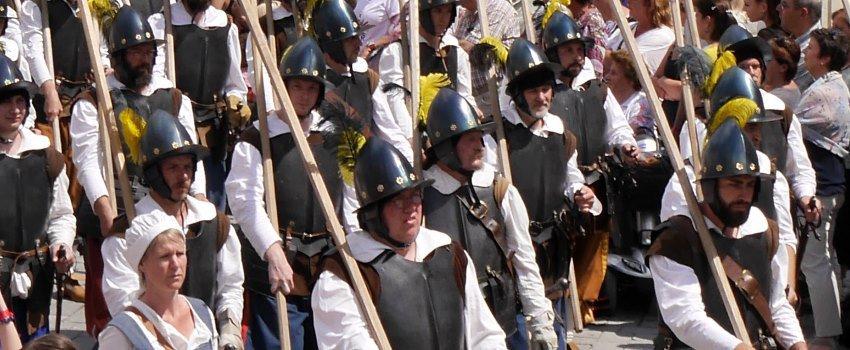 Wallenstein und Luther - Das Allgäu mal historisch
