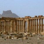 Verloren, doch immer noch eine schöne Erinnerung – Palmyra