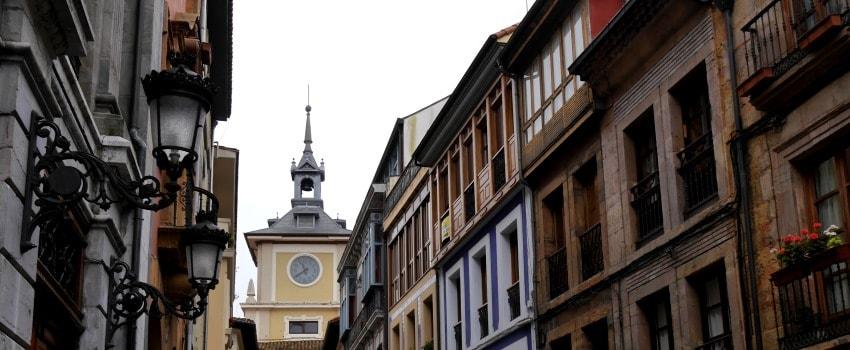 Oviedo – das Tor zu Asturien